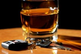 Whiskey and car keys - Ventura DUI Lawyer